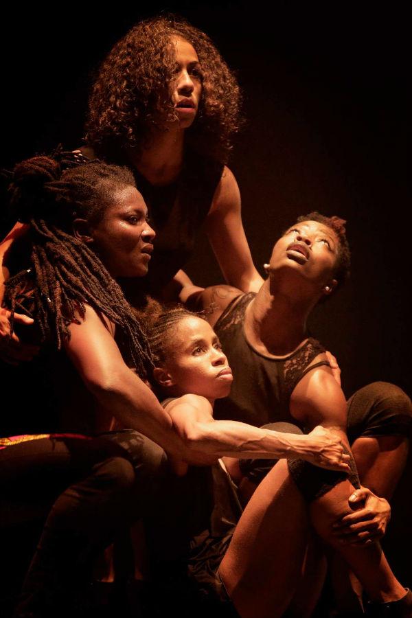 danse africaine Dobet Gnaoré calypso danse